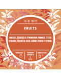 Eau de fruits - Orange sanguine