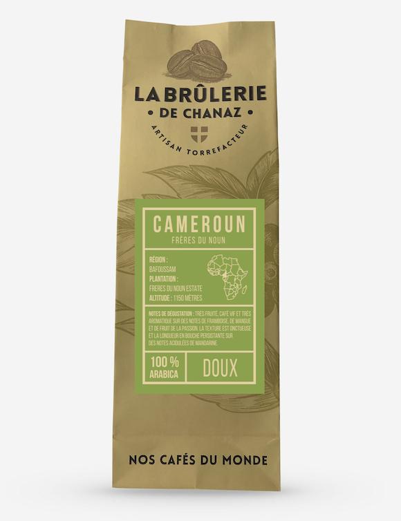 Café du Cameroun - Frères du Noun
